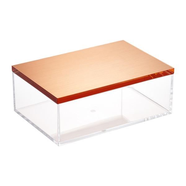 Box Clear w/Lid