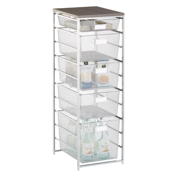 Mesh Pantry Storage