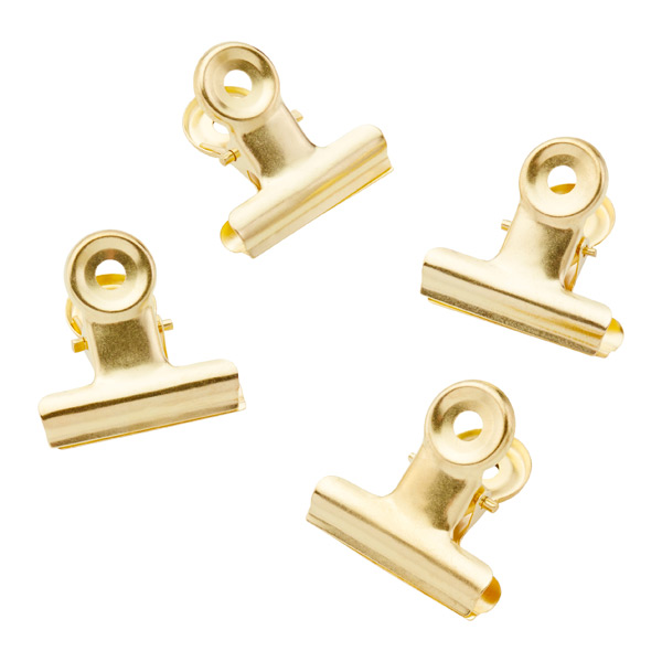 Bulldog Clip Magnets