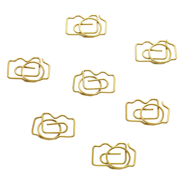 Camera Paperclips