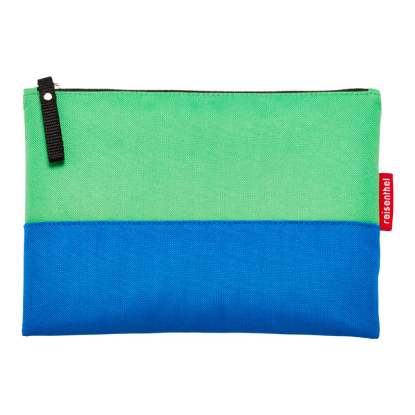 Zippered Patchwork Pouch