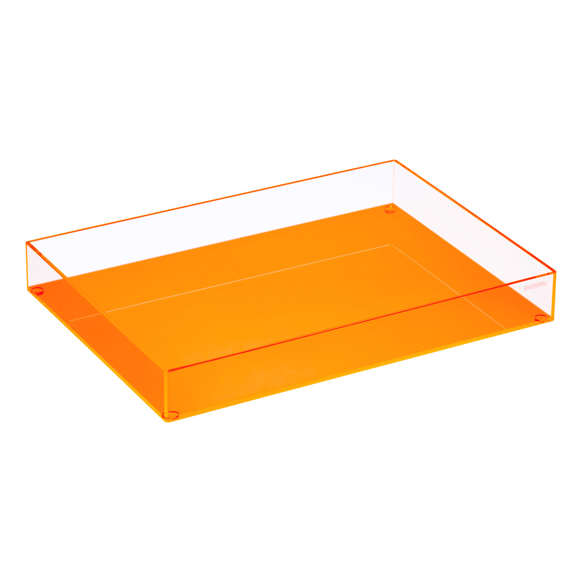 Acrylic Large Accessory Tray