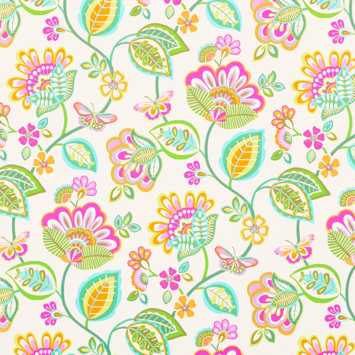 Wrap Deco Floral