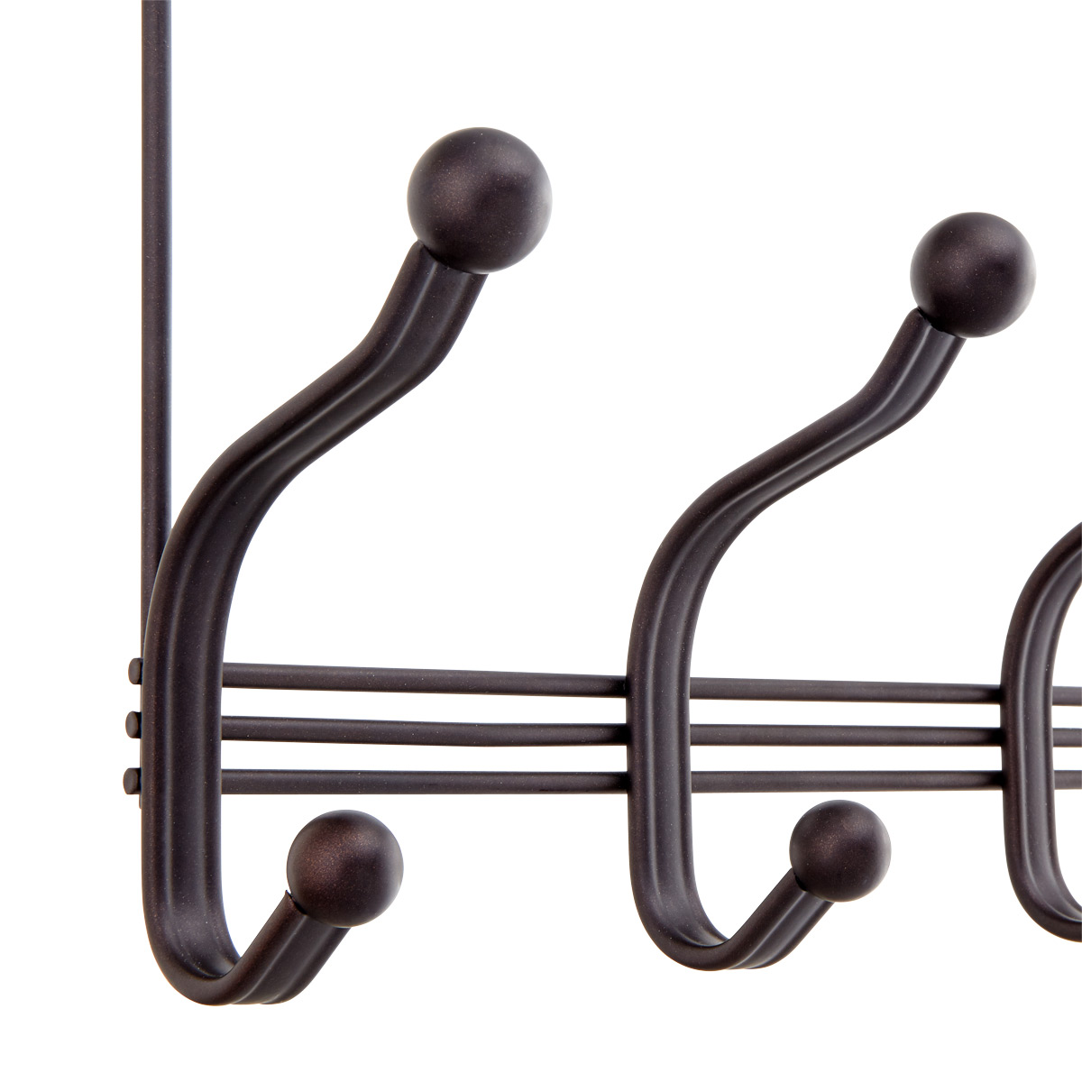 York Overdoor 5-Hook Rack