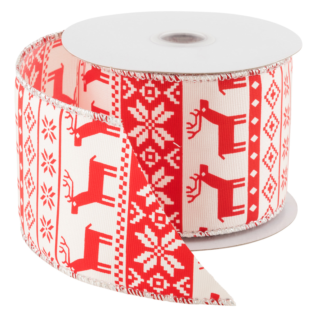 Nordic Grosgrain Wired Ribbon