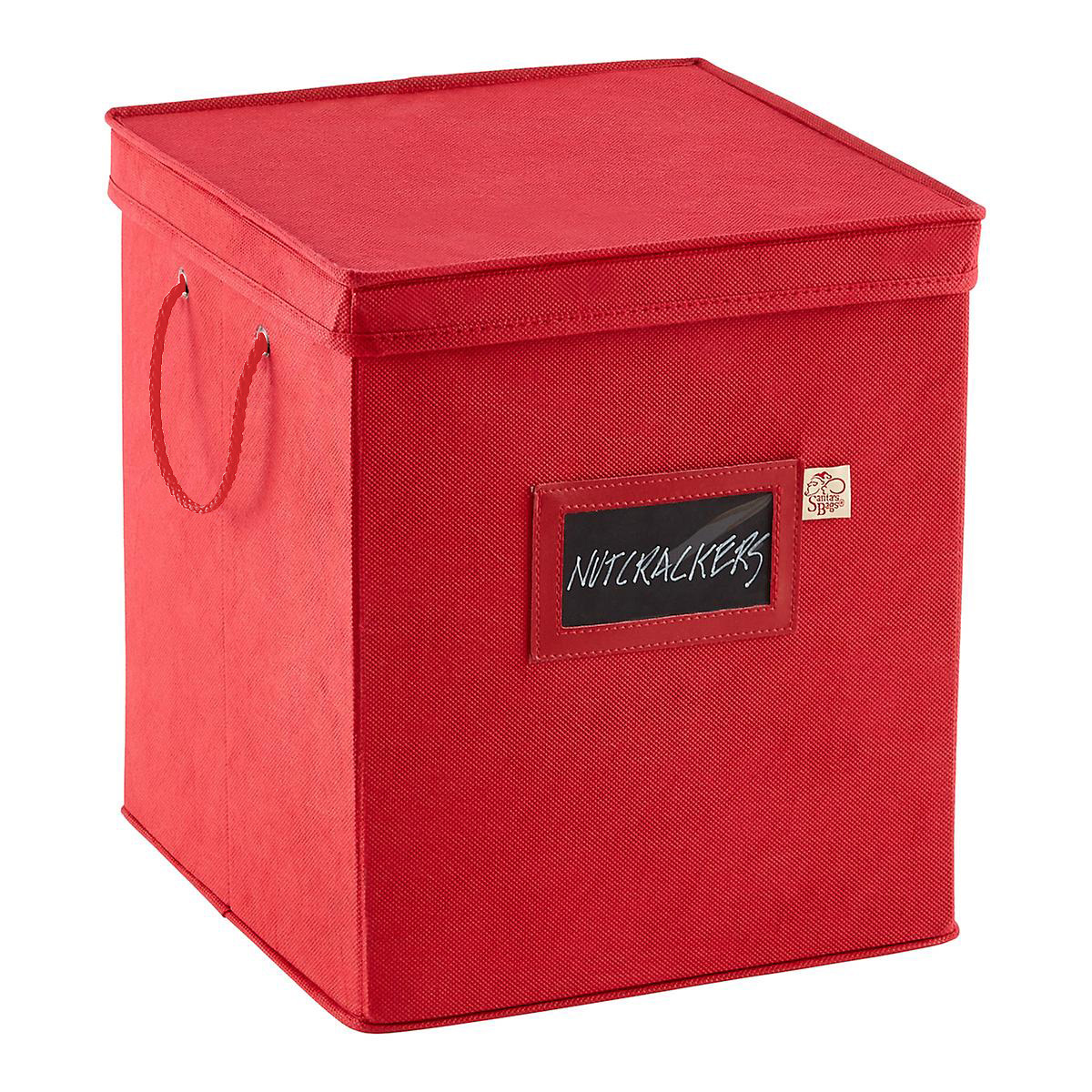 Tall Collectibles Storage Box