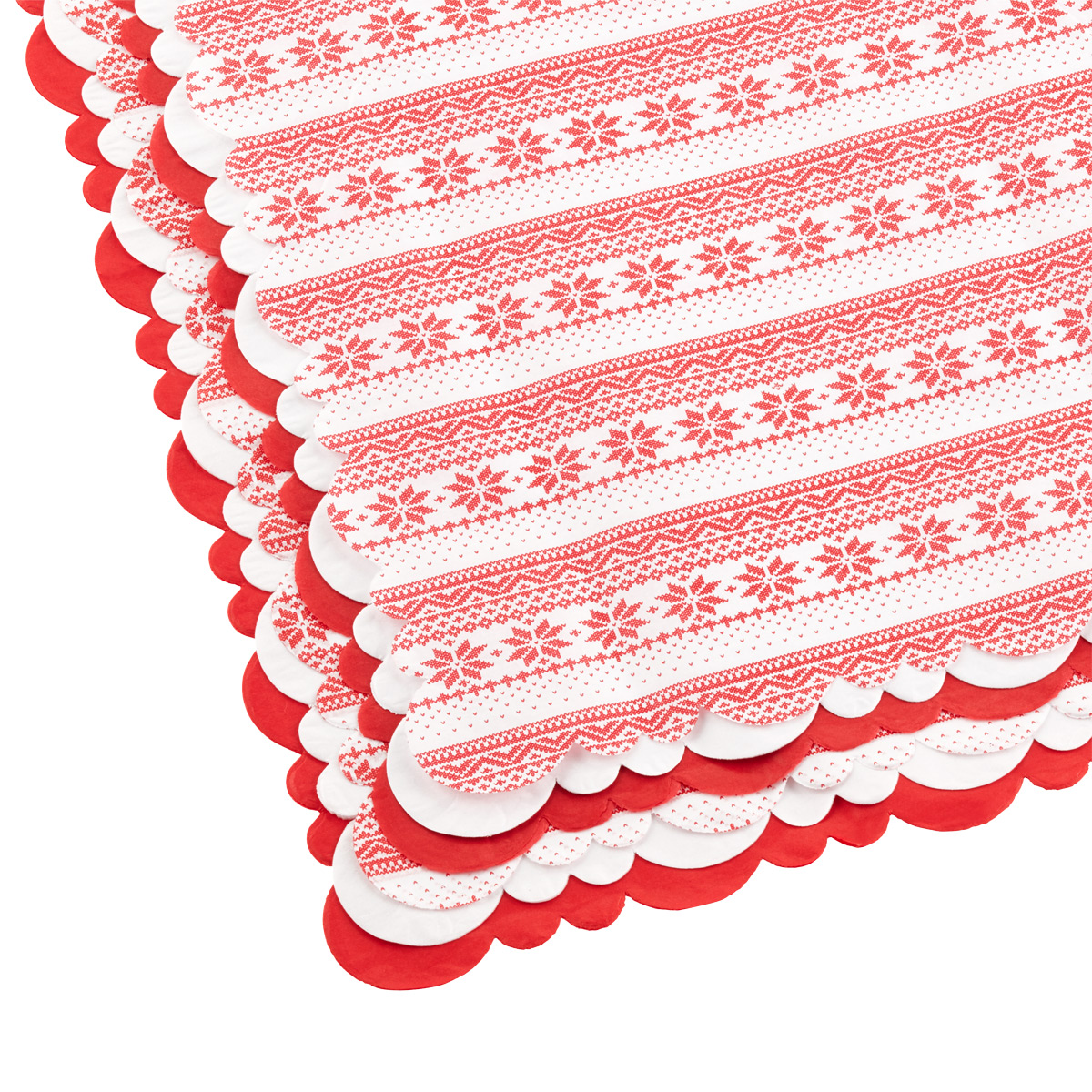 Tissue Sheets Holiday Sweater