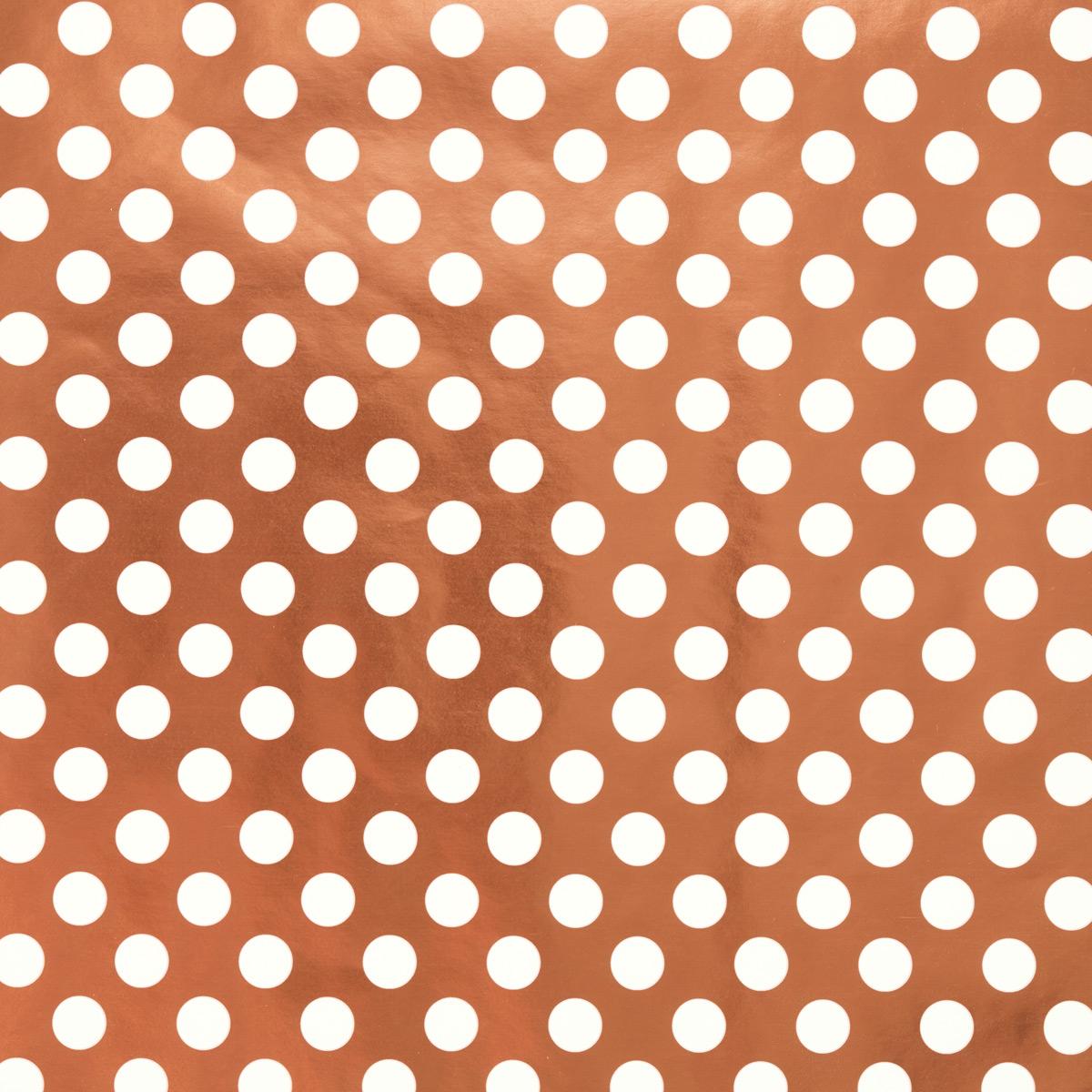 Wrap Dots Copper