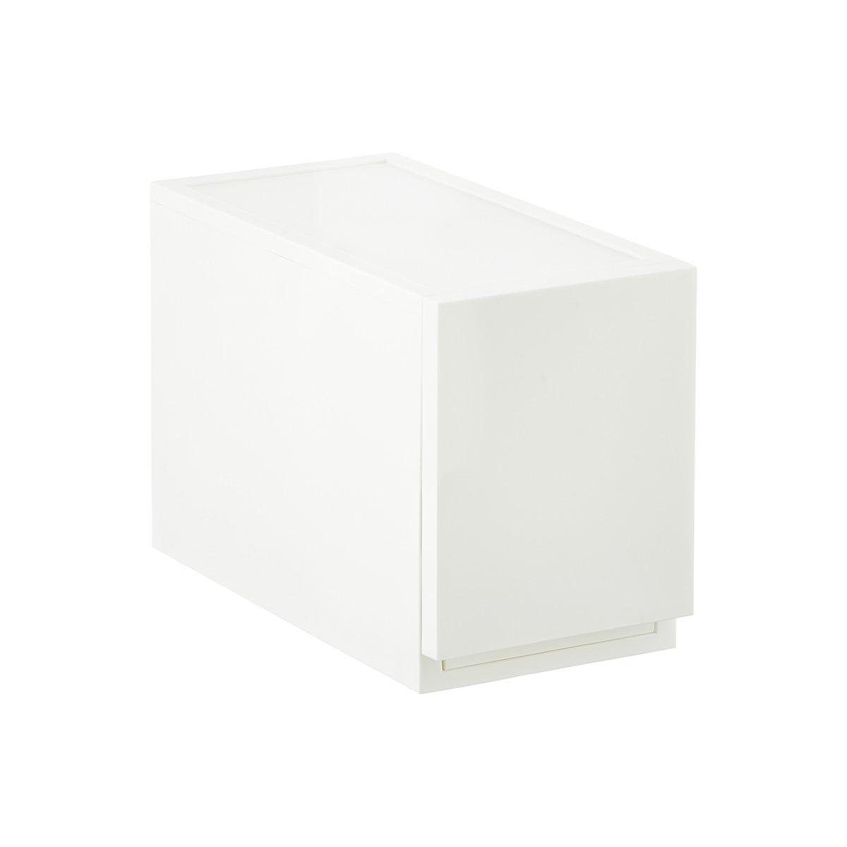 Opaque Modular Stacking Drawer