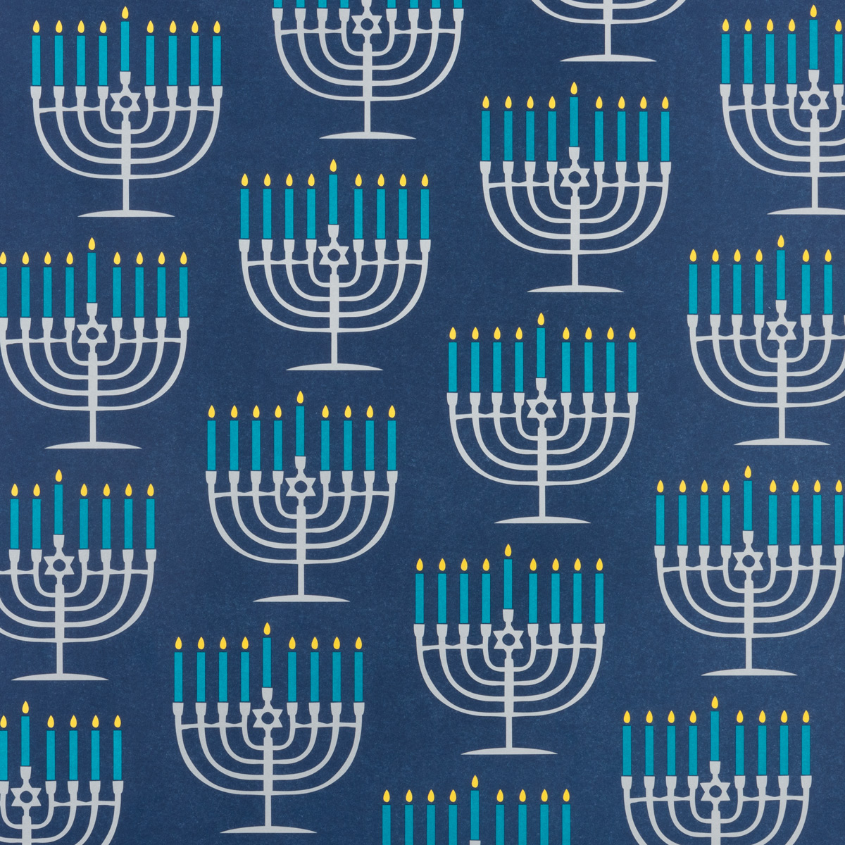 Wrap Sheets Menorah