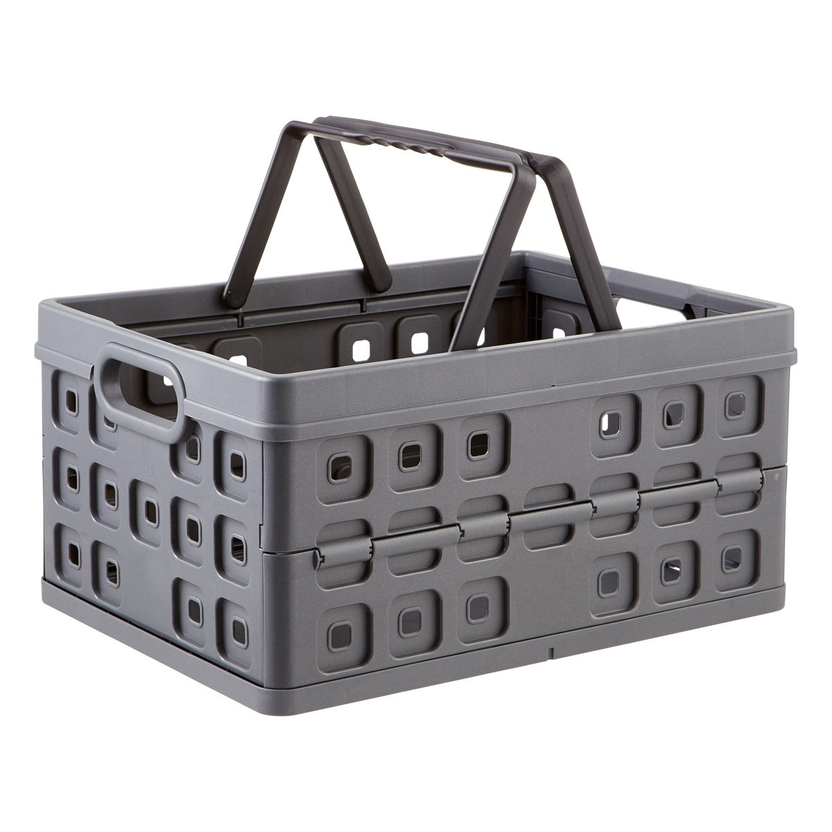 Collapsible Crate w/Handles