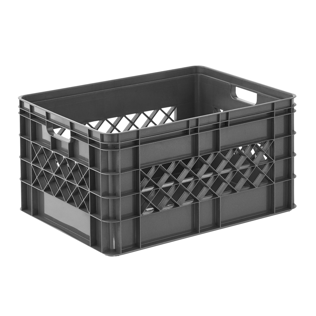 Modular Stacking Crate