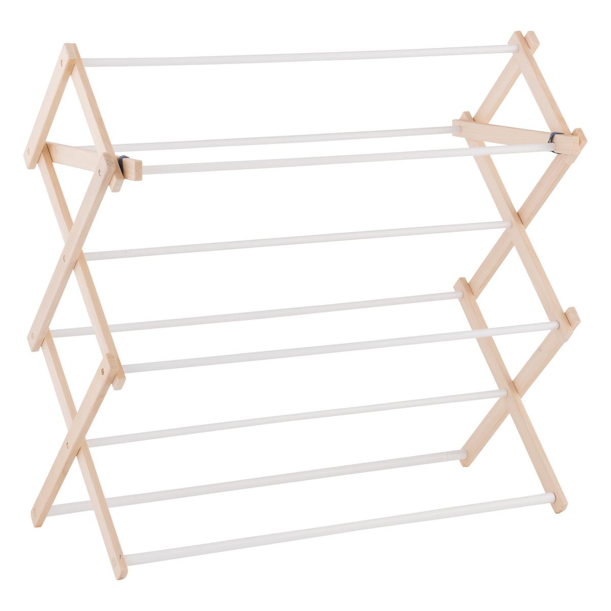 & Floor Drying Rack