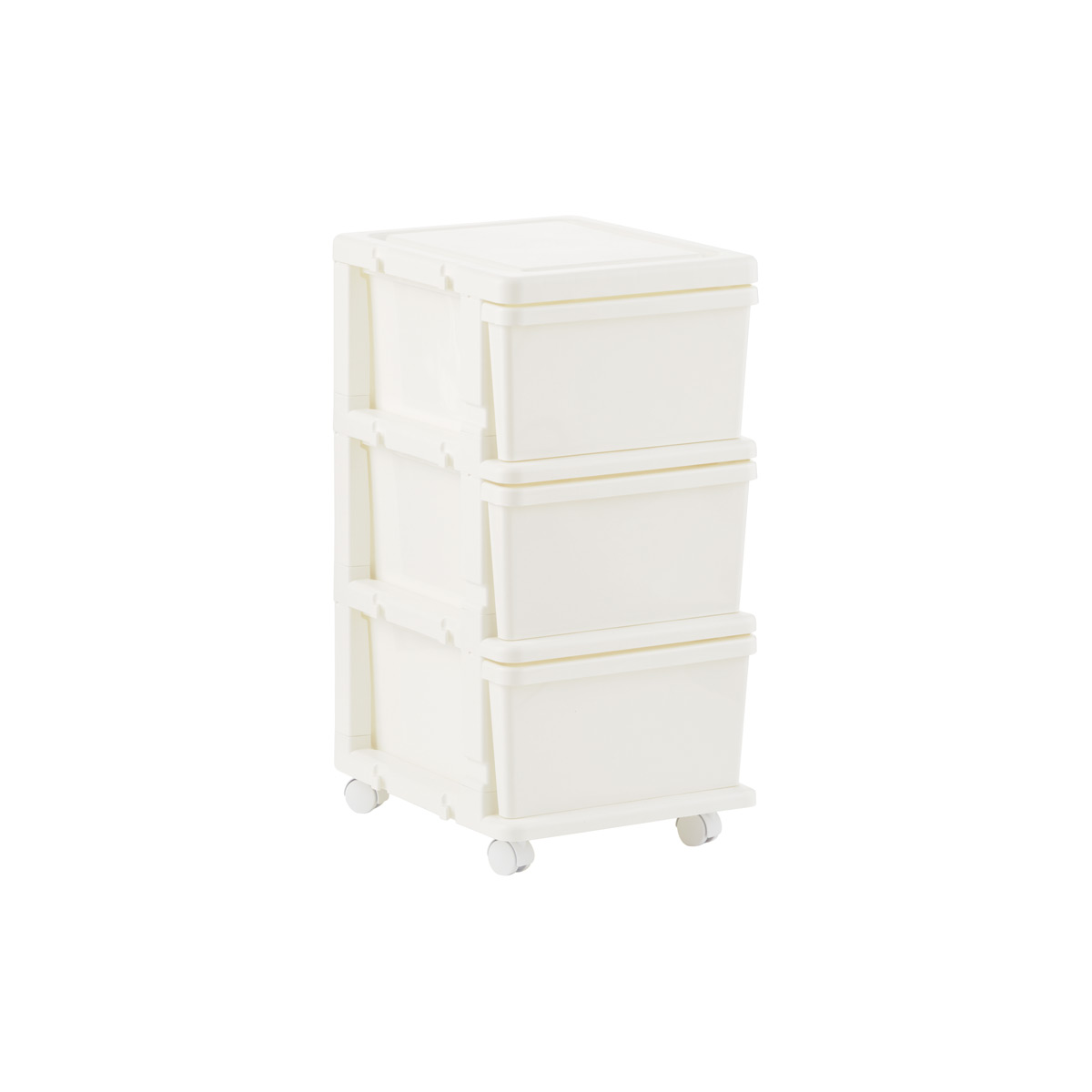 3-Drawer Link & Lock Unit