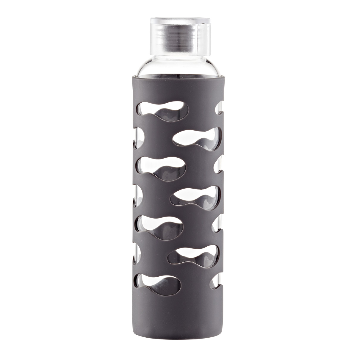 20 oz. Glass & Silicone Bottle