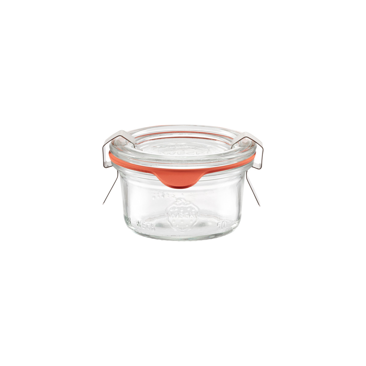 1.7 oz. Weck Mini-Sturz Jar
