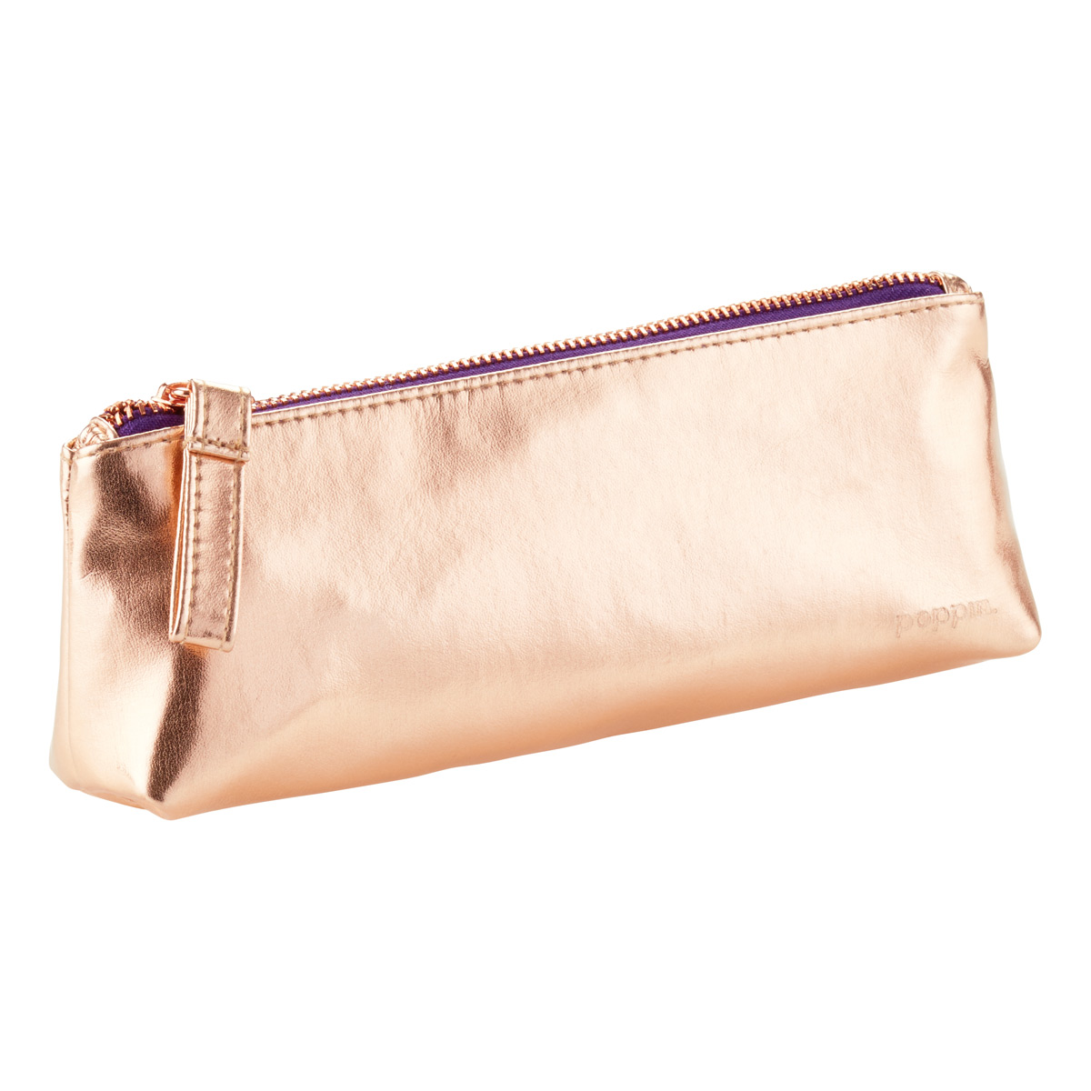 Metallic Pencil Pouch