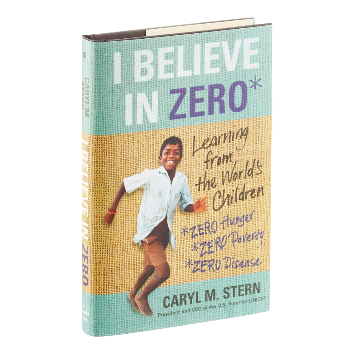 I Believe In Zero- Hard Cover