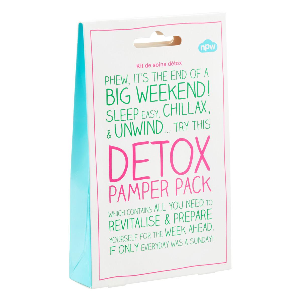 Detox Pamper
