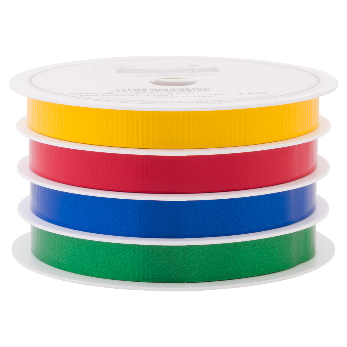 Multi-Channel Curling Ribbon