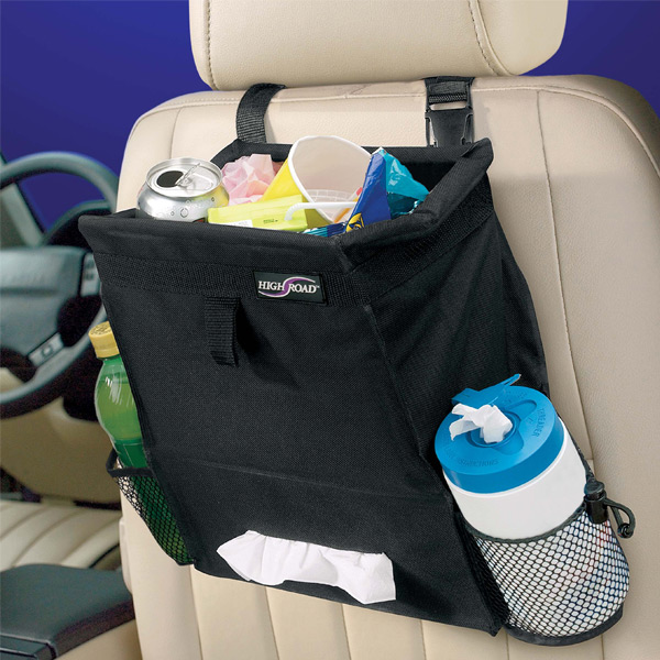 Auto Litterbag & Tissue Holder