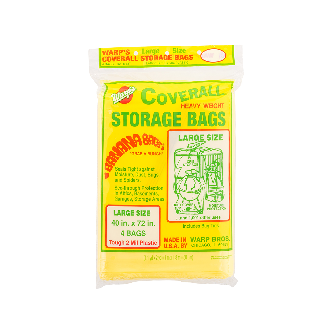 Banana Storage Bags