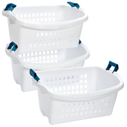 DemoClient - Stack n' Sort Laundry Basket customer reviews