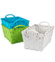 Handled Bins & Baskets