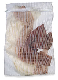 Large Mesh Wash Bags