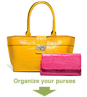 organize your purses