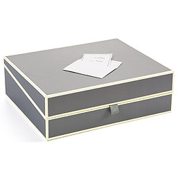 Semikolon Document Box Autumn Collection