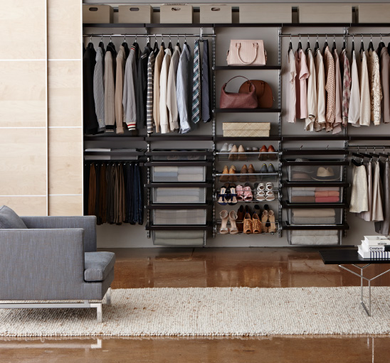 Contained home professional organizers the container store - Container store home ...