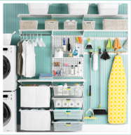 TCS Closets - Organize your Laundry Room
