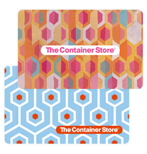 The Container Store > Gift Cards