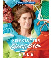 Kiss Clutter Goodbye