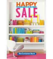 Happy Organized Home Sale