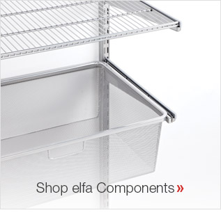 Shop all elfa Components