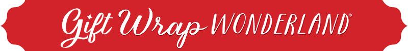 Gift Wrap Wonderland Banner