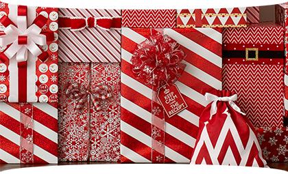 Gift Wrap Organizers