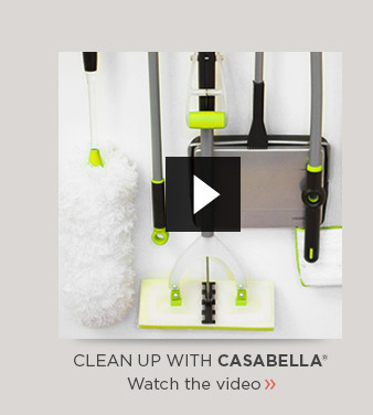 Clean Up with Casabella Video