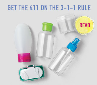 Get the 411 on the 311 Rule