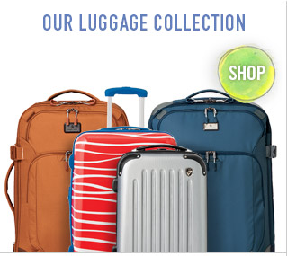 See Our Luggage Selection
