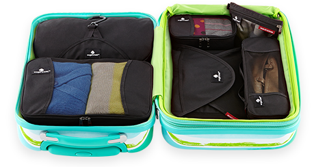 travel luggage selector