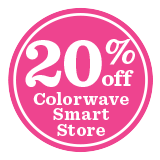 20% Off Colorwave Smart Store