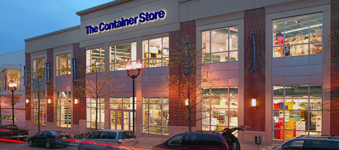 Store Locations The Container Store