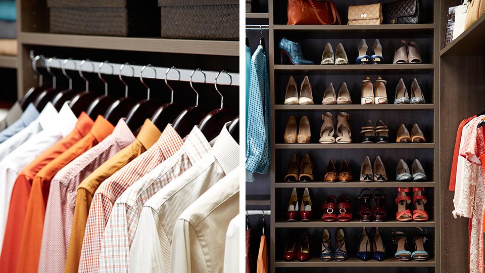 Custom Closets Amp Custom Closet Design The Container Store