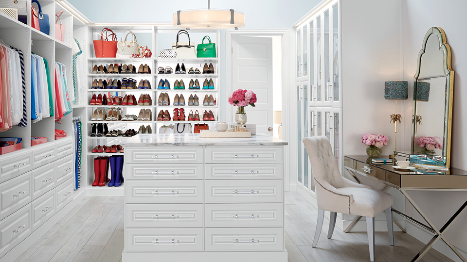 Custom Closets Amp Custom Closet Design The Container Store