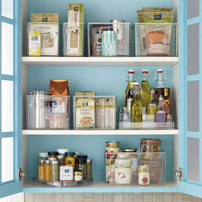 Kitchen Cabinets And Fridge Order Ideas Organization