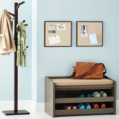 An Organized Entryway-image