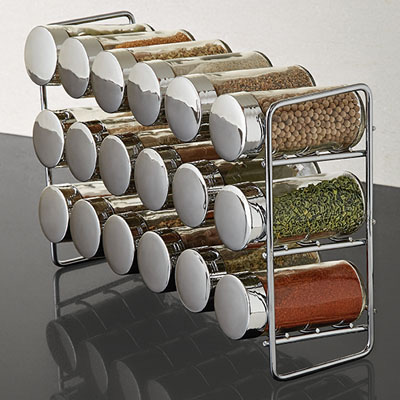 Smart Storage for Spices -image